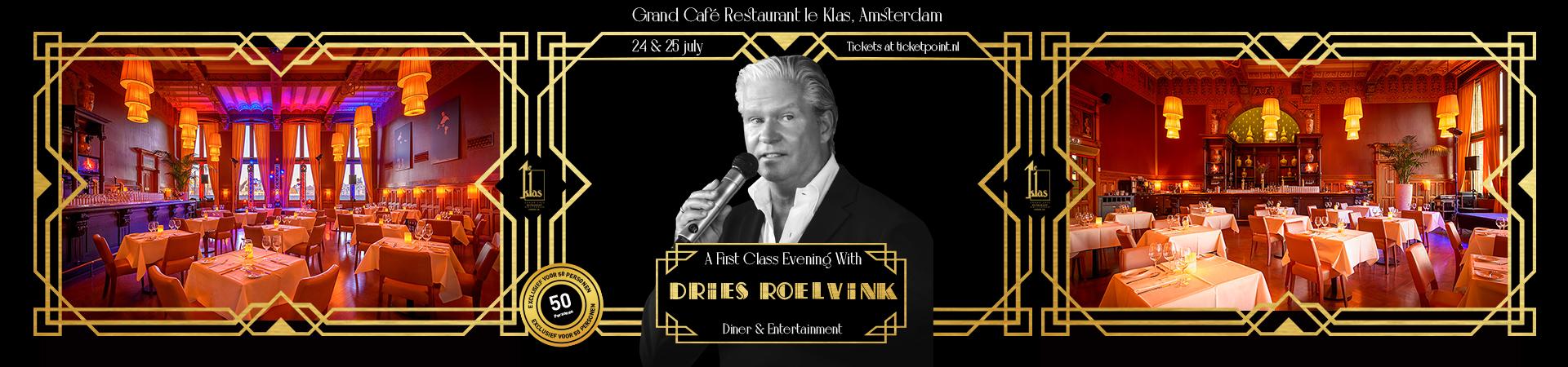 First Class Evening Dries Roelvink 2020