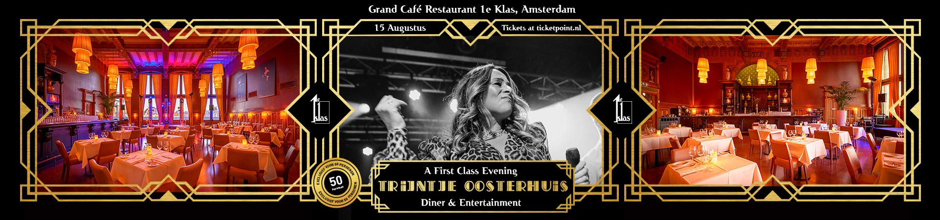 Trijntje Oosterhuis - First Class Evening - 2020