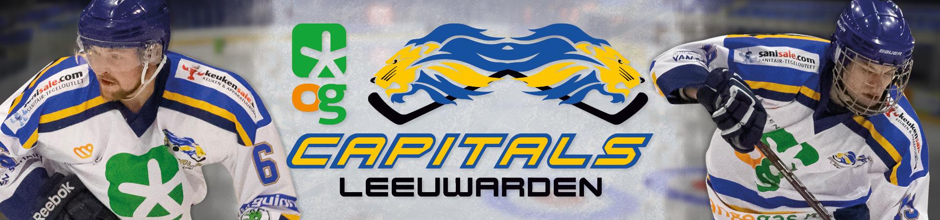 Capitals Leeuwarden IJshockey Tickets