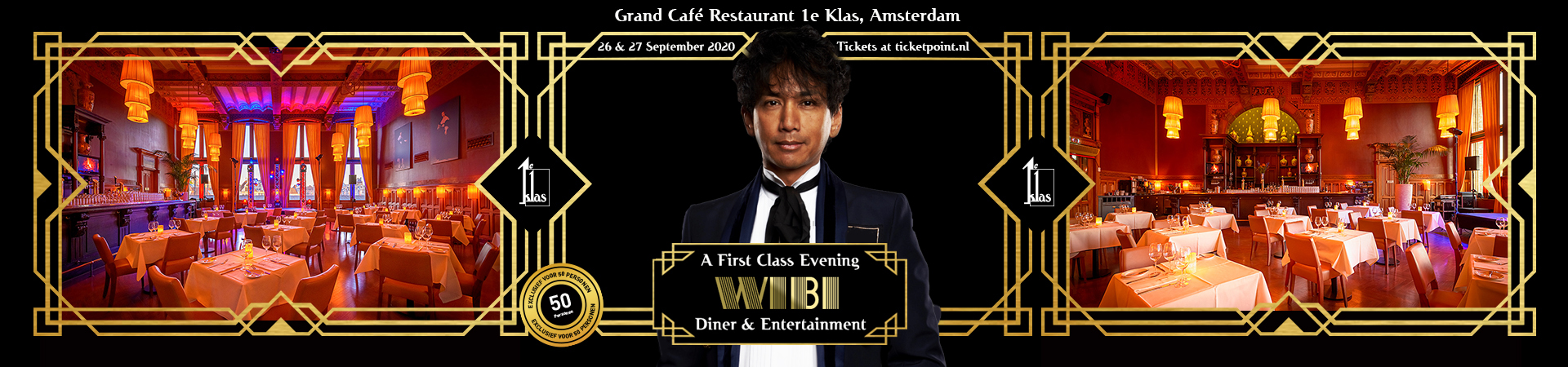 First Class Evening Wibi Soerjadi sept 2020