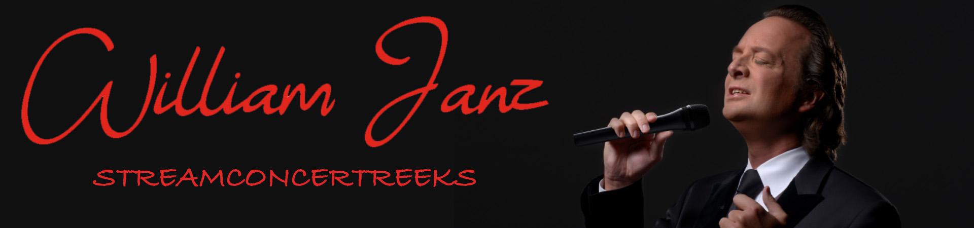 William Janz streamconcerten 1920x450