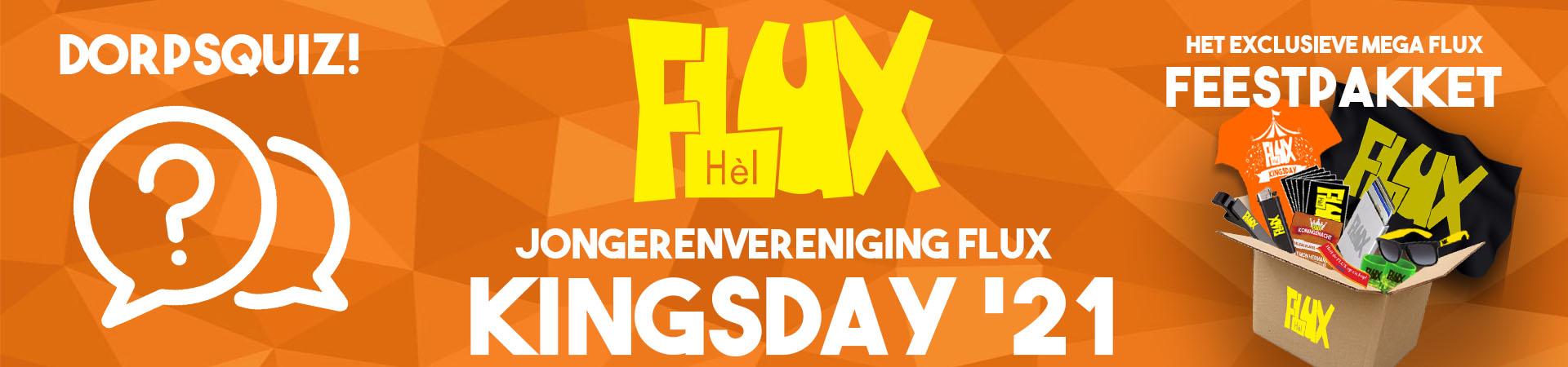 Flux Hedel online ticketing