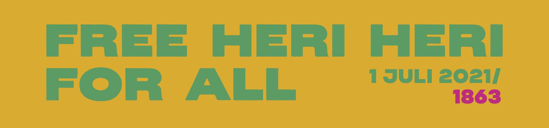 Free Heri Heri tickets