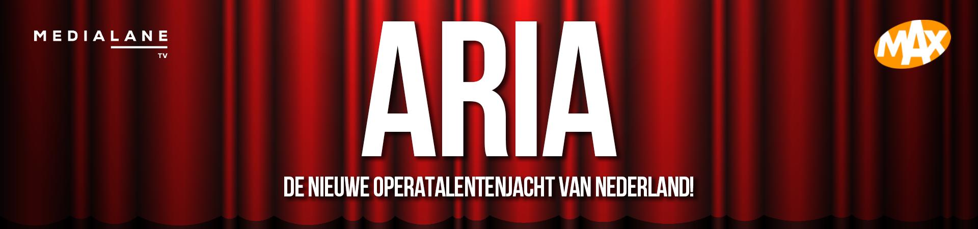 Aria tv opname tickets